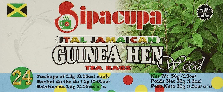 Anamu Tea (Jamaican Guinea Hen Weed 100%) Roots and Leaves