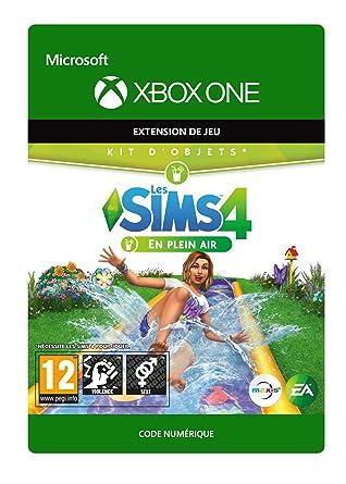 THE SIMS 4: (SP8) BACKYARD STUFF DLC | Xbox One   Code Jeu