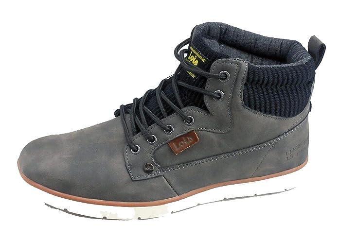 Lois Bota Lois Jeremy, Talla 40, Color Mostaza: Amazon.es: Zapatos y complementos