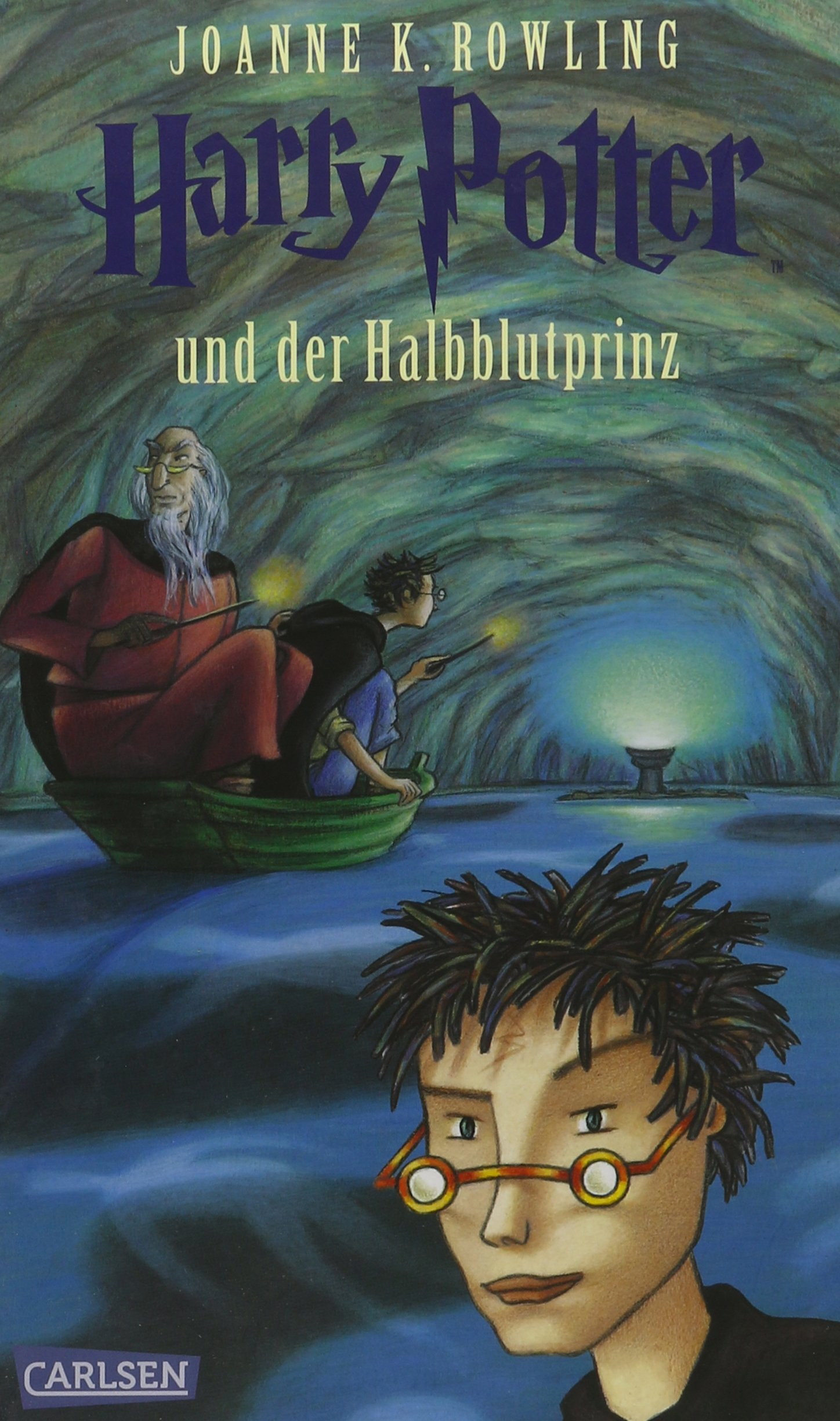 harry potter and the half blood prince german edition j k rowling 9780828812221 amazon com books harry potter and the half blood prince