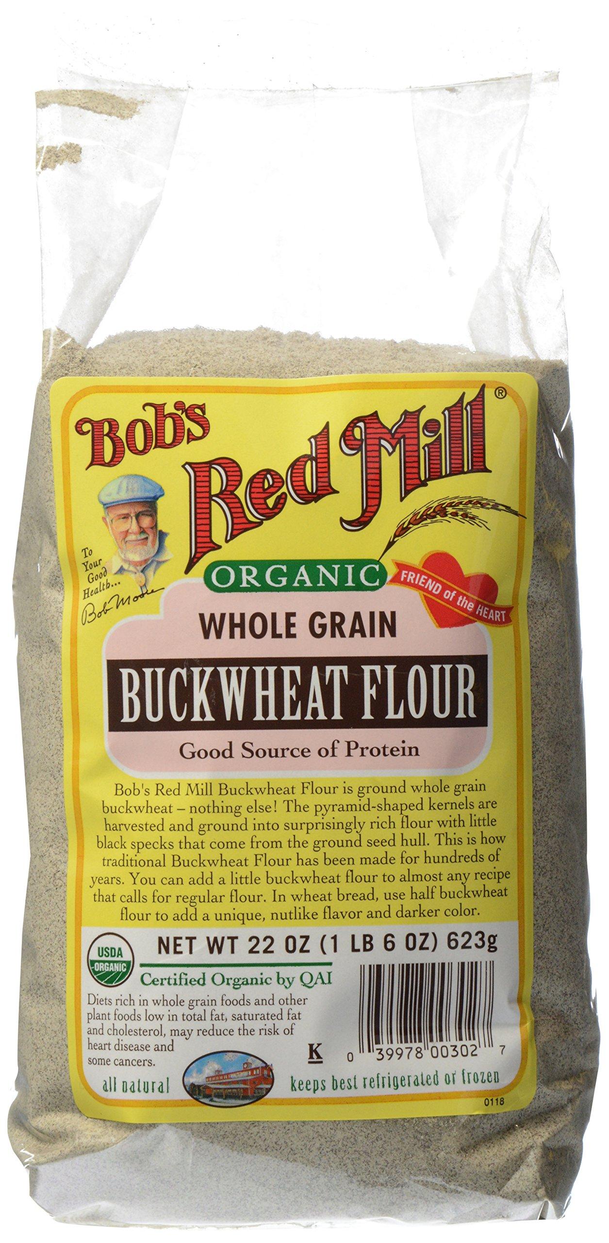 Amazon.com : Bob's Red Mill Organic Spelt Flour, 24 Ounce