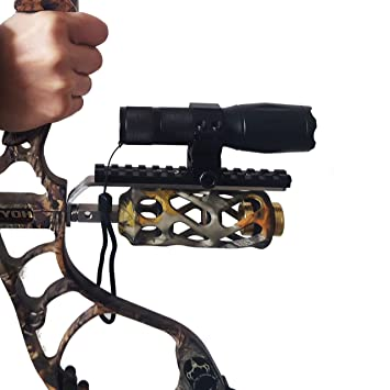 Linterna titular para caza con arco: Amazon.es: Deportes y ...
