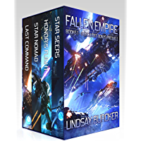 The Fallen Empire Omnibus (Books 1-3 and prequel) (English Edition)