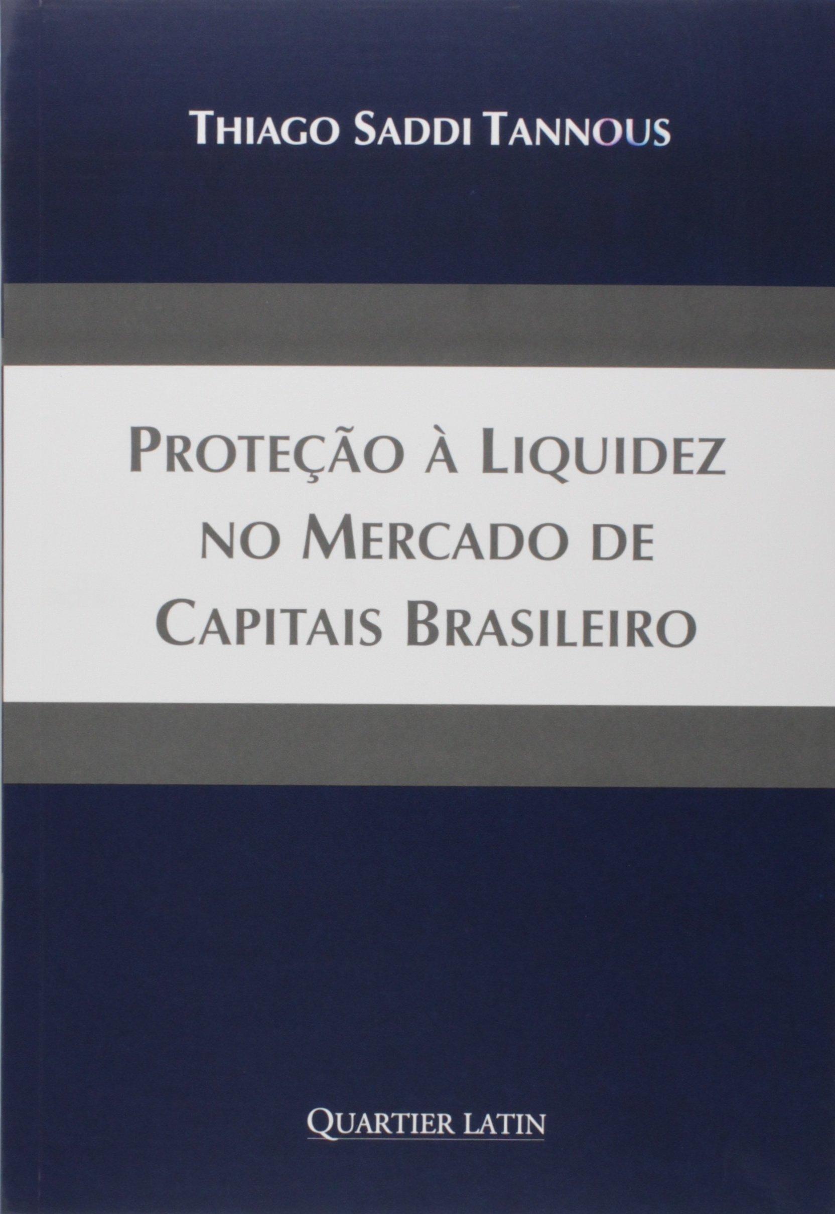 Download Proteção à Liquidez no Mercado de Capitais Brasileiro ebook