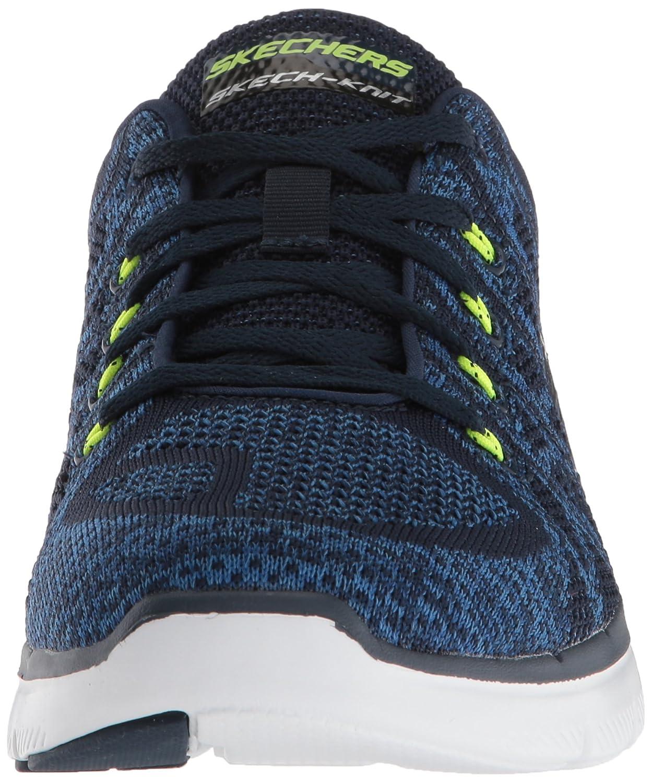 Uomo scarpa sportiva, sportiva, sportiva, colore Grigio , marca SKECHERS, modello Uomo Scarpa Sportiva SKECHERS FLEX ADVANTAGE 2 0 Grigio 9ddc04
