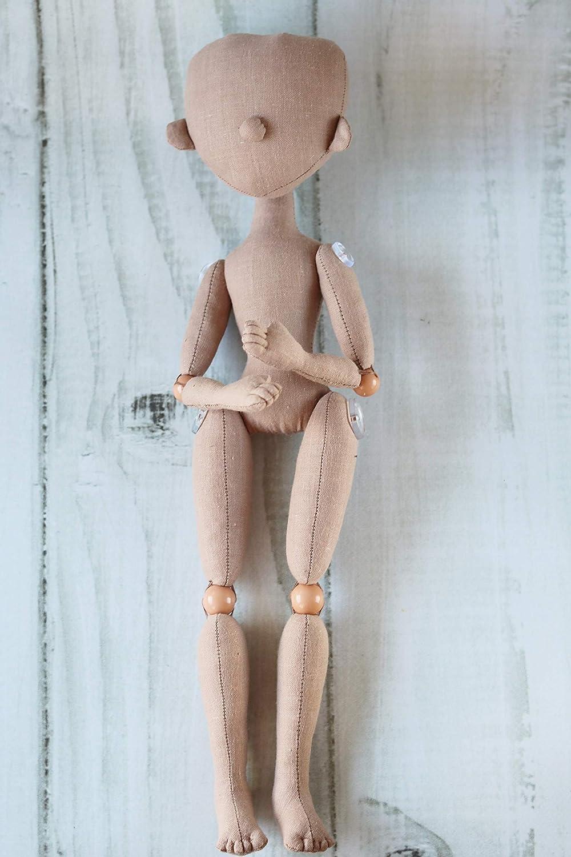 2  empty body dolls