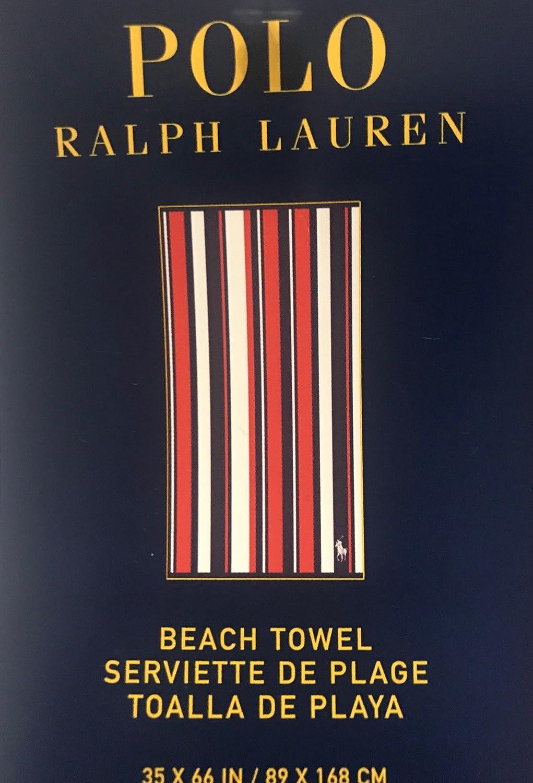 Ralph Lauren Polo Toalla Playa: Amazon.es: Hogar