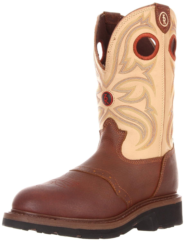f697a9a1c93 Tony Lama Boots Men's Work RR3210 Work Boot