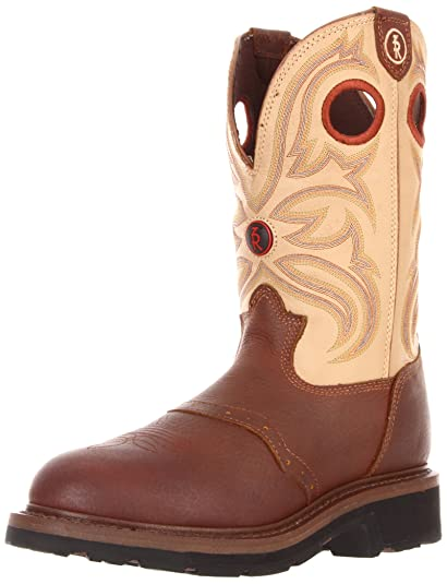 37556e0140d Tony Lama Boots Men's Work RR3210 Work Boot