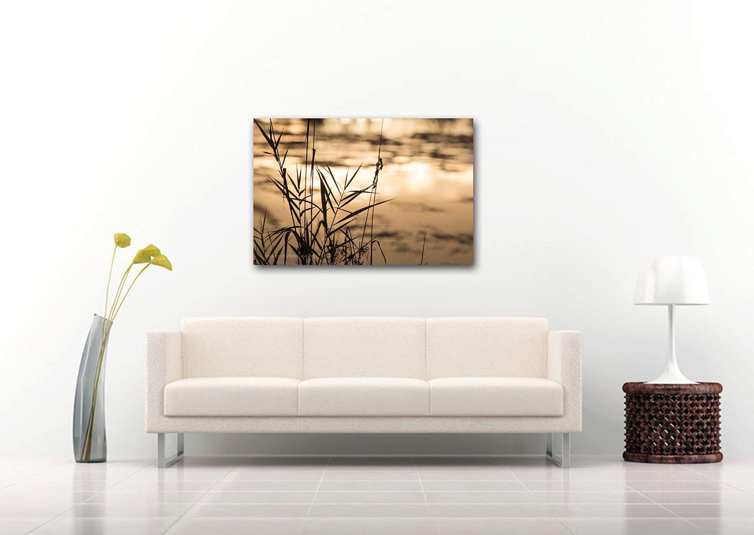 Monochrome CANVAS Print He Cares about You Christian Wall Art Nature Photography Religious Gift Sunset Home Decor Bible Verse Typography Zen Photo Ready to Hang 8x10 8x12 11x14 12x18 16x20 16x24 20x30