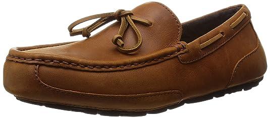 UGG Australia Mocasines Chester Camel EU 40.5 (US 8): Ugg: Amazon.es: Zapatos y complementos