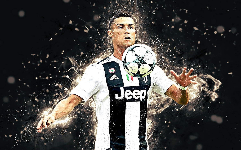 DROB Collectibles CR7 03 Cristiano Ronaldo Manchester United Mural ...