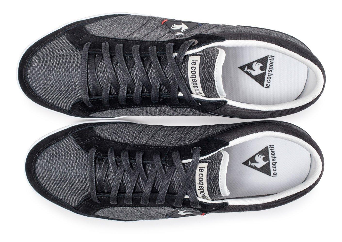 Amazon Le Coq Sportif Feretcraft Pelle 2 Neri shoes Tones R3qALj54