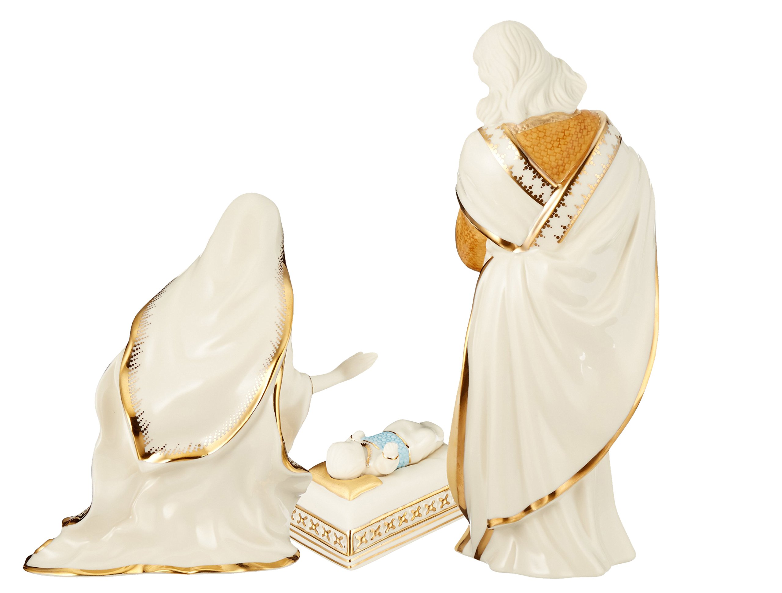 Lenox First Blessing Nativity The Holy Family, Set of 3 by Lenox (Image #4)