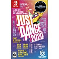Just Dance 2020 Standard Edition for Nintendo Switch by Ubisoft