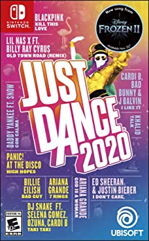 Games For Gold April 2020.Just Dance 2020 Nintendo Switch Standard Amazon Com
