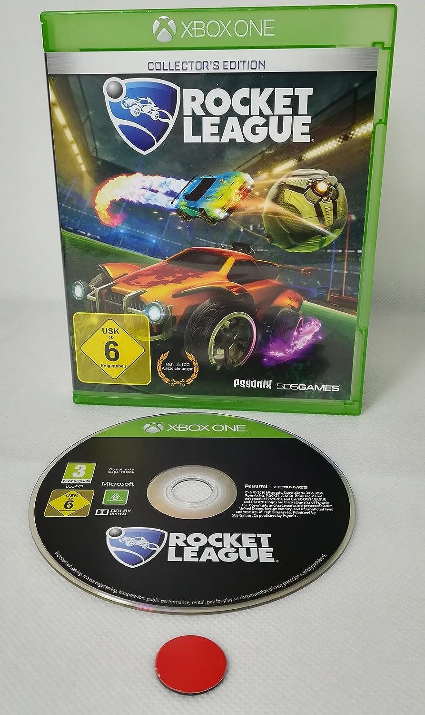 Rocket League (Collectors Edition) [Importación Alemana]: Amazon ...