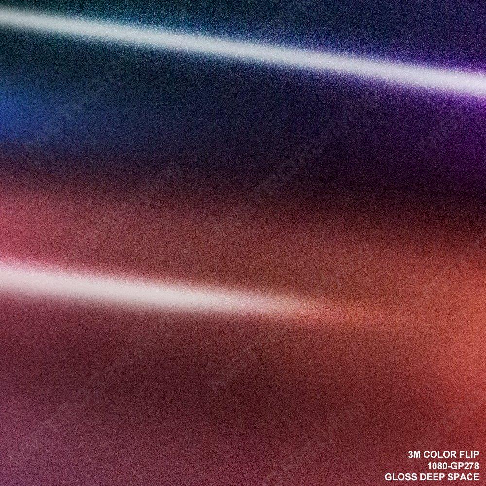 Amazon.com: 3M 1080 GP278 GLOSS FLIP DEEP SPACE 5ft x 2ft (10 Sq/ft ...