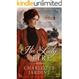 His Lady of Fire: a heart-warming sweet Victorian Romance (Ladies of the Lamp Book 1)