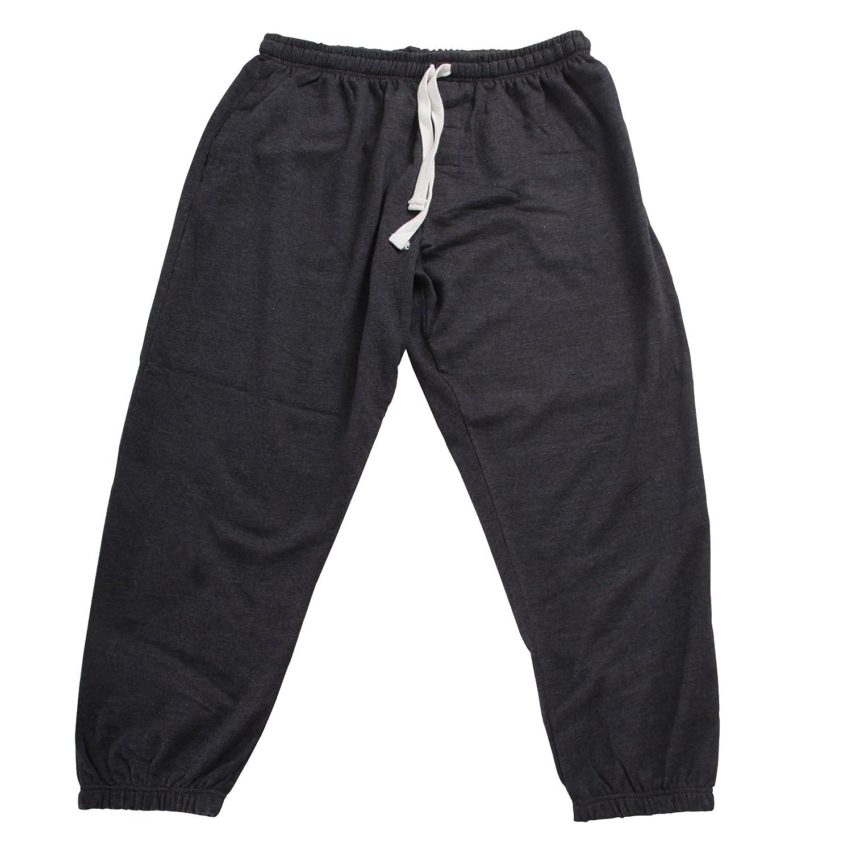 Uomo Redtag Sportswear Pantaloni da Jogging con Polsino Taglie Forti