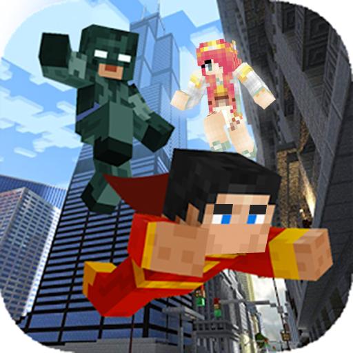 Superhero: Cube City