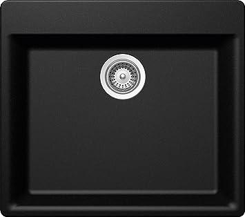 Schock Gaxn100t097 Galaxy Series Cristadur Topmount Single Bowl