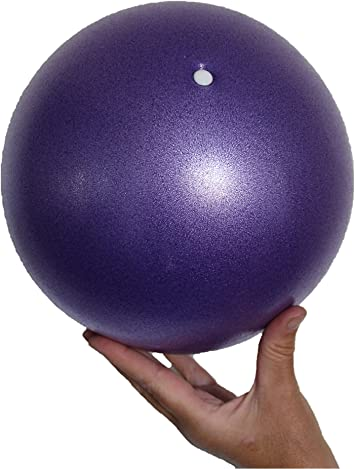 Amazon.com: OdeZone - Mini bola de yoga – Mini pelota de ...