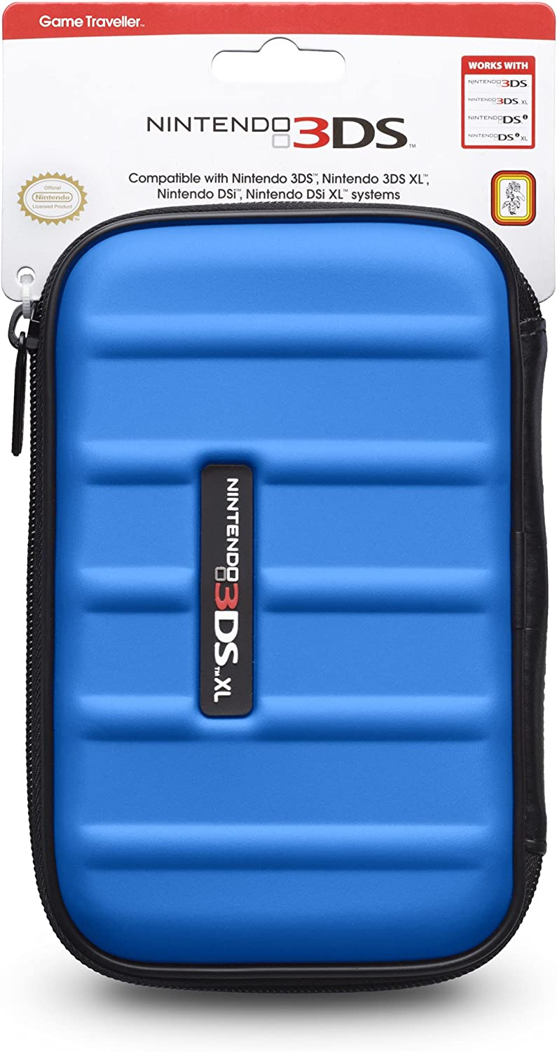 Amazon.com: Nintendo 3DS XL505 Case - Red: Video Games