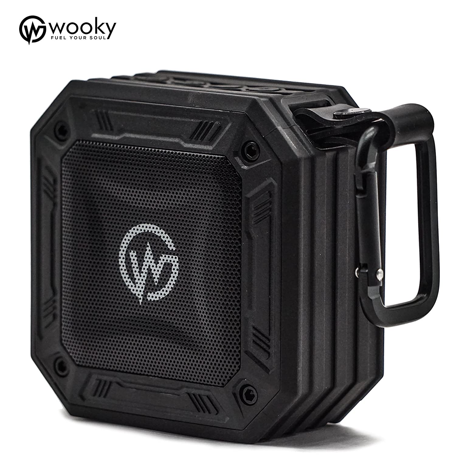 Wooky Aqua Stone-10 5W Wireless Waterproof Bluetooth