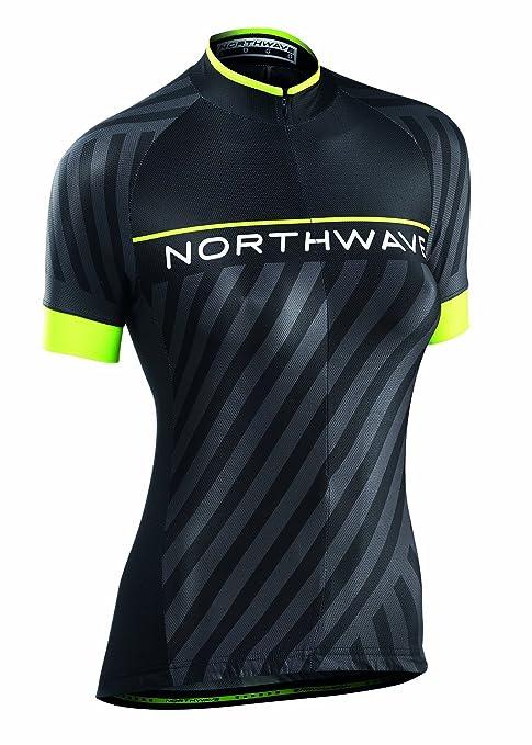 Northwave Logo 2 Damen Fahrrad Socken schwarz//wei/ß 2019