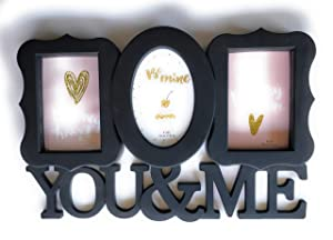 Giftribute Amazing You and Me Collage Frame (3 Photos)