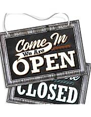 Business Amp Store Signs Shop Amazon Com
