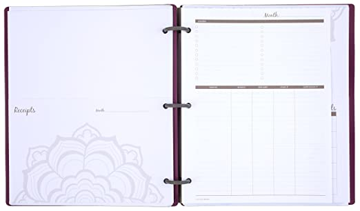Workbook baby shower games printable worksheets free : Amazon.com : Mead Organizher Expense Tracker, 8.5 x 11 Inches ...