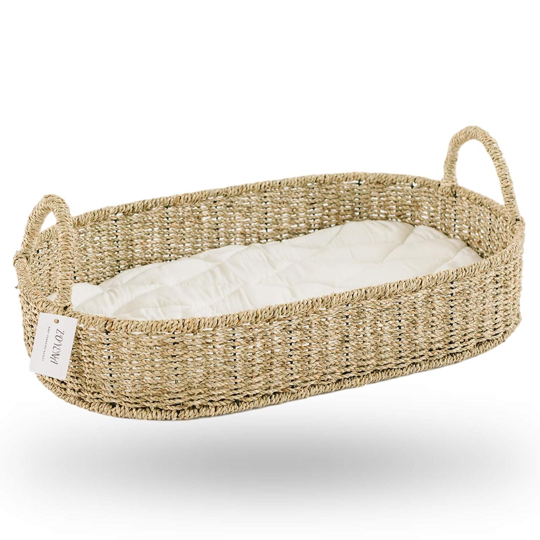 Pampered Shop up to 17 length incontinence Aqua Zebra Minky Top\u300ayou choose size /& absorbency\u300b Menstrual
