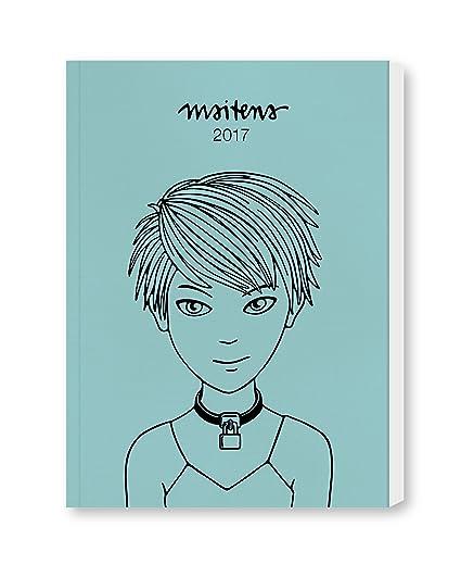 Ediciones Granica Maitena - Agenda página por día 2017 ...