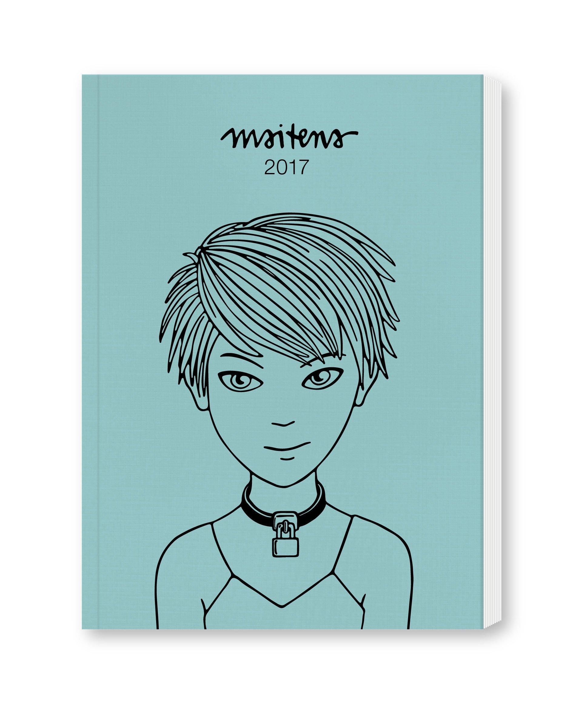Maitena 2017 Agenda día por página (Spanish Edition ...