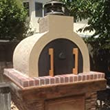 Outdoor Pizza Oven Kit • DIY Pizza Oven – The Mattone Barile Foam Form (Medium Size) provides the PERFECT shape / size…