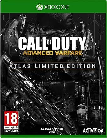 Call of Duty: Advanced Warfare - Atlas Limited Edition [Importación Inglesa]: Amazon.es: Videojuegos