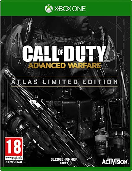 Call of Duty: Advanced Warfare - Atlas Limited Edition [Importación ...