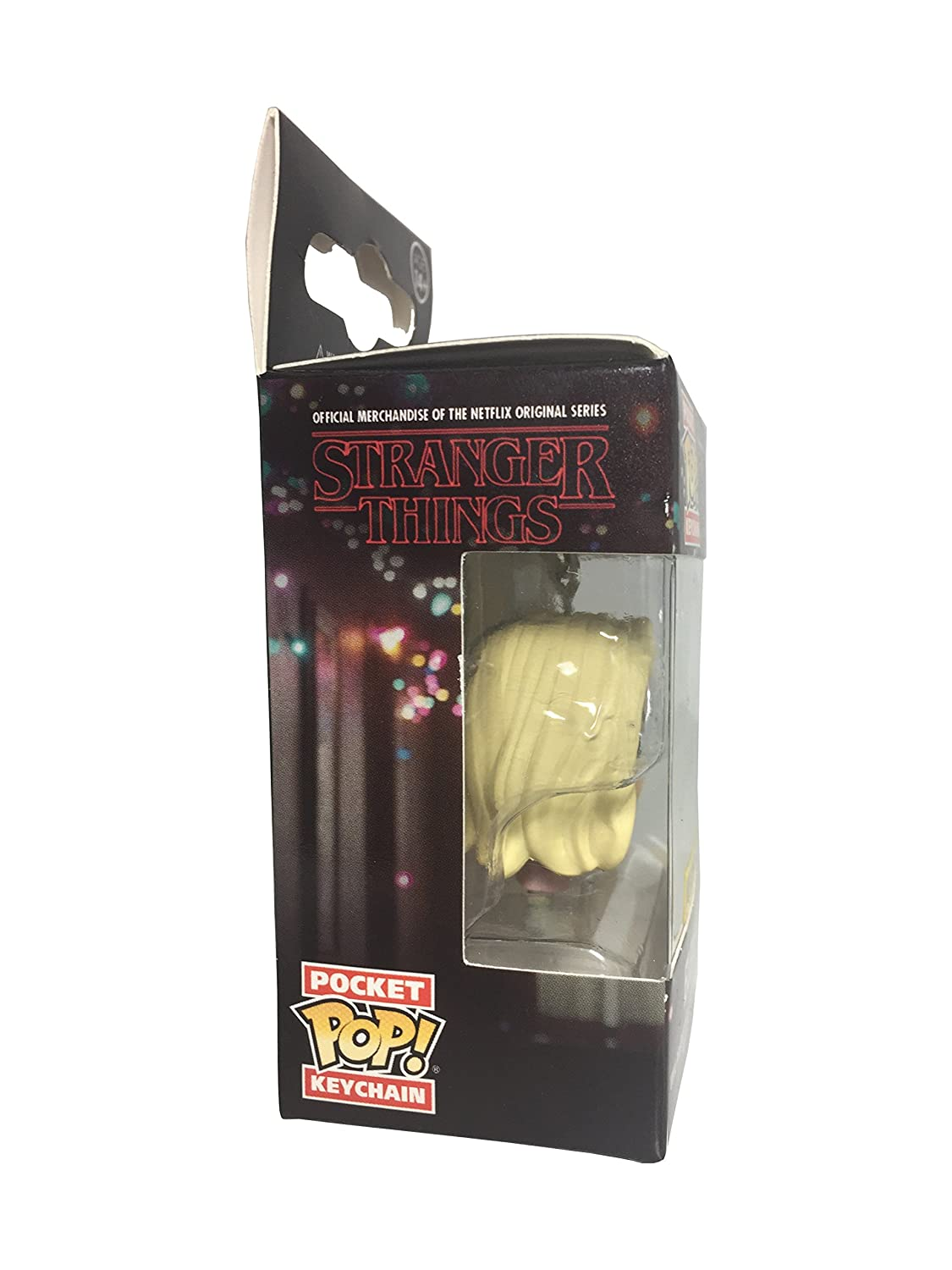Funko - Porte Clé Stranger Things - Eleven Blond Hair With ...