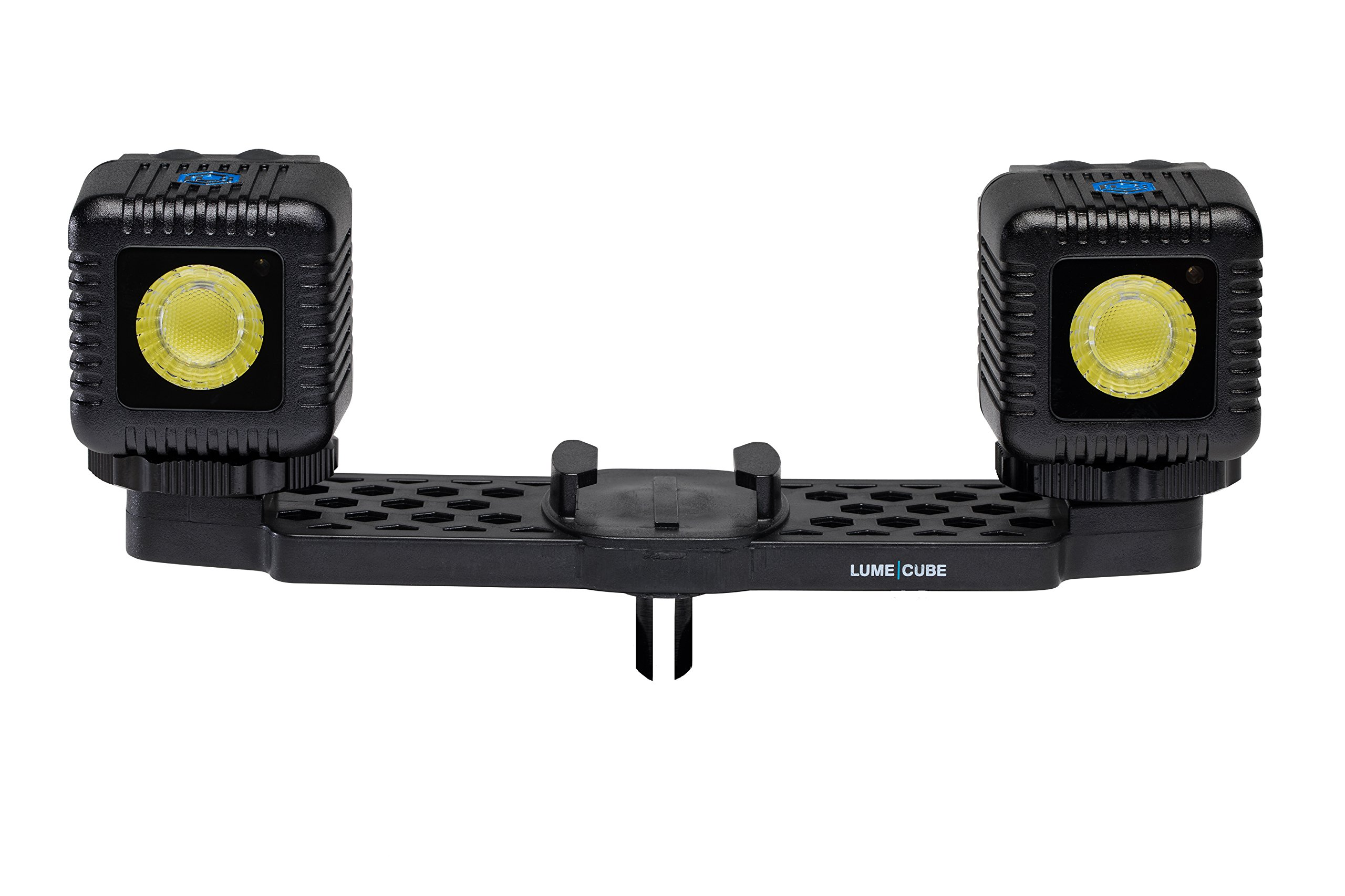 Lume Cube - Mounting Bar for GoPro/Action Cameras (Black - Mounting Bar) by LUME CUBE (Image #3)