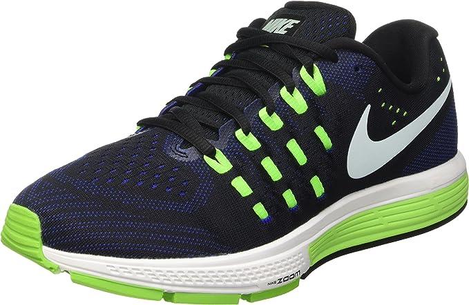 Nike Air Zoom Vomero 11 - Zapatillas de running para hombre, color Negro (Blk / Brly Grn-Cncrd-Elctrc Grn), talla 42,5: Amazon.es: Deportes y aire libre