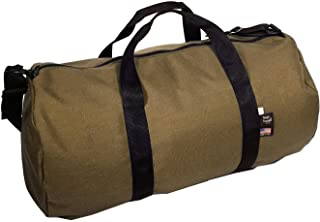 product image for Tough Traveler | 1000 d. Cordura Duffel Bag | Made in USA … (Large, Khaki)