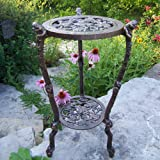 Oakland Living Frog Plant Stand -