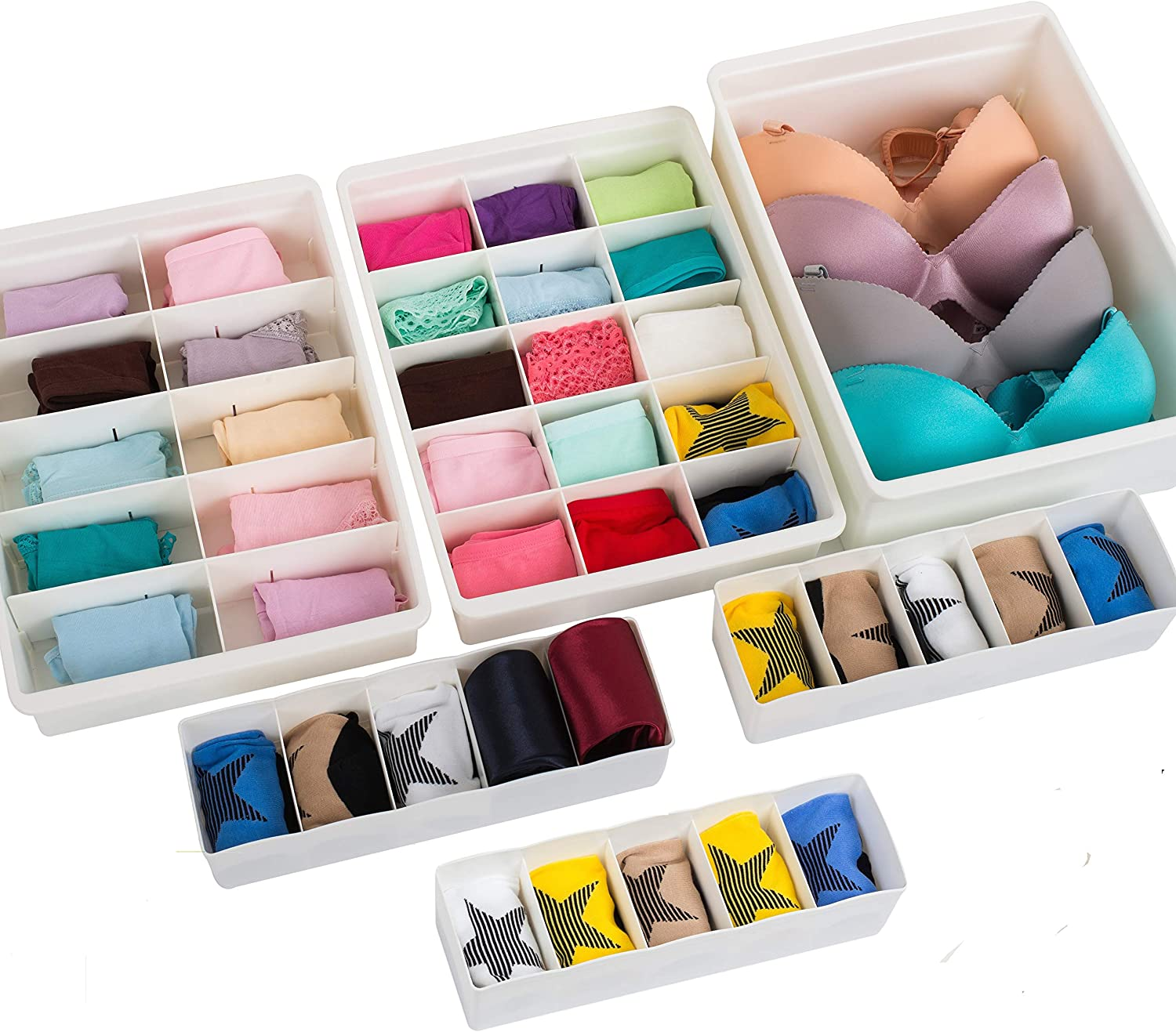 24x Drawers Divider Drawer Onesie-Order System Compartment 0.69 €//1st