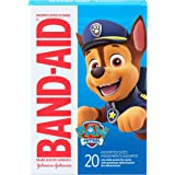 Band-Aid Brand Adhesive Bandages for Minor Cuts & Scrapes, Wound Care Featuring Nickelodeon Paw Patrol Characters for…