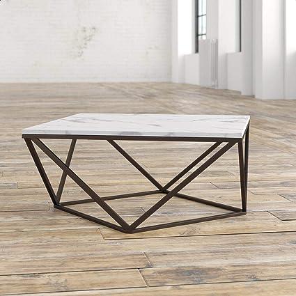 Amazon Com Morison Frame Coffee Table Kitchen Dining
