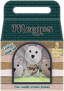 Meegos Series 1 Dogs & Pups Limited Edition Gift Box