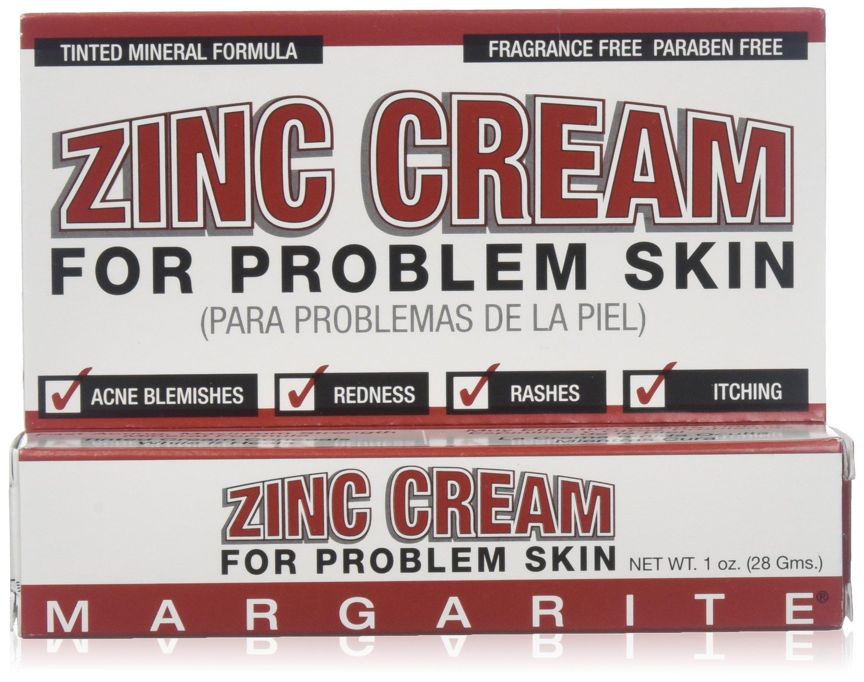 Margarite Zinc Cream -- 1 oz