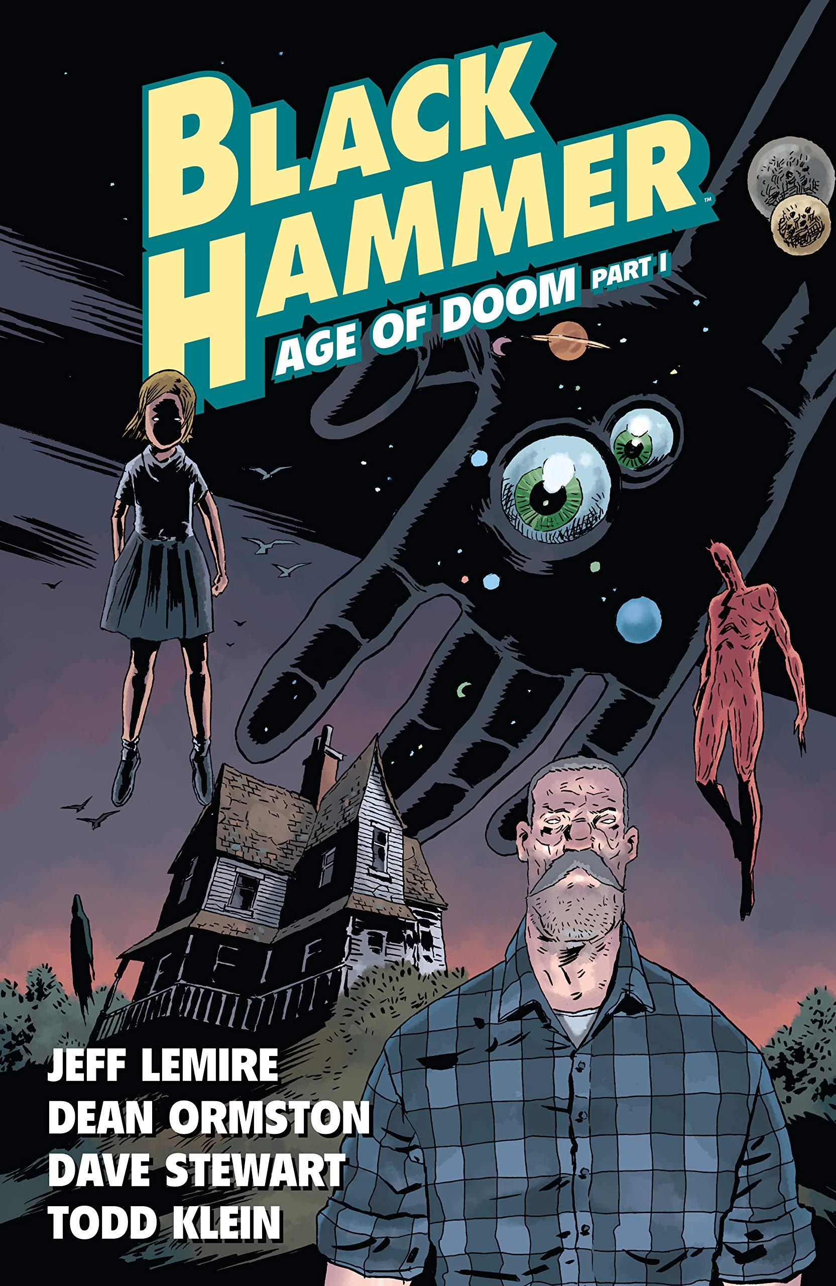 Результат пошуку зображень за запитом black hammer comics
